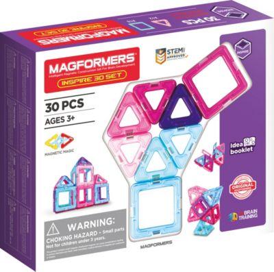 Hingebungsvoll Smartmax Start Plus 30-teilig Magnetspiel Bau- & Konstruktionsspielzeug-sets