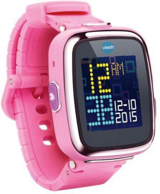 Цифровые часы для детей Kidizoom Smartwatch DX, розовые, Vtech