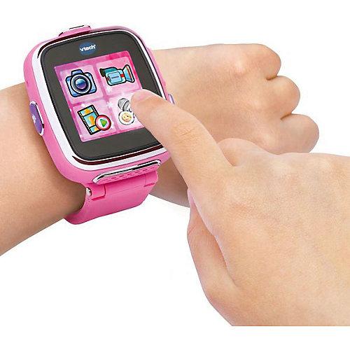 Цифровые часы для детей Kidizoom Smartwatch DX, розовые, Vtech от Vtech