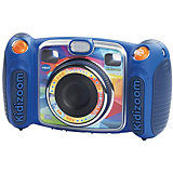 Цифровая камера Kidizoom duo, голубая, Vtech