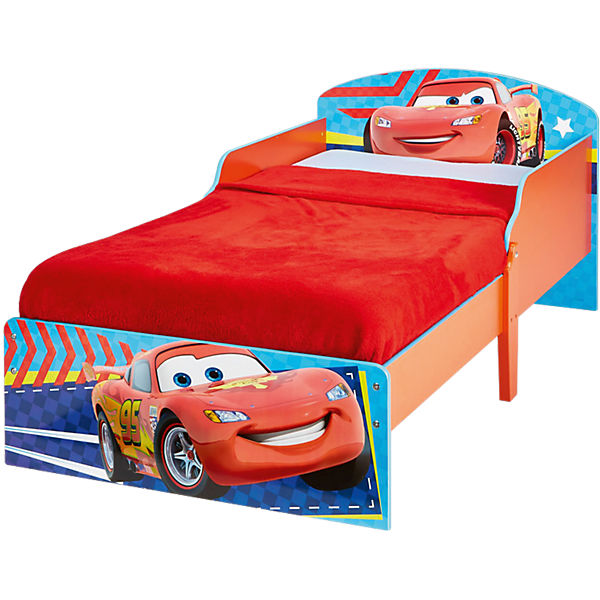 Kinderbett Cars 140 X 70 Cm Disney Cars