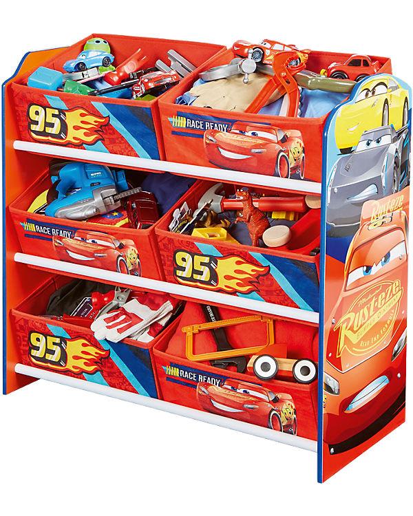 6 Boxen Regal Cars 3 Disney Cars Mytoys