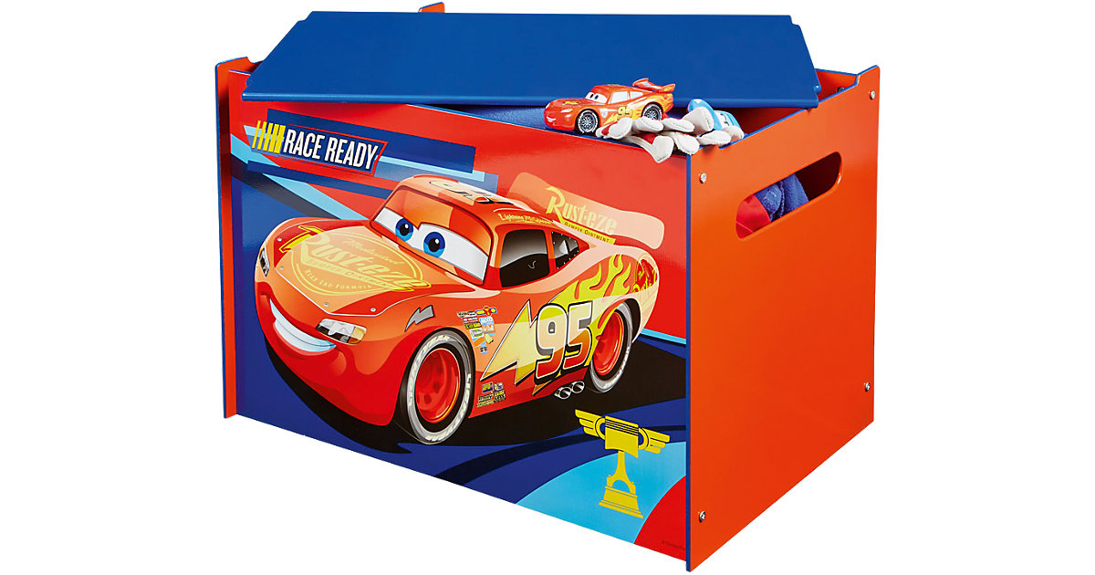 Worlds Apart · Spielzeug Truhe, Cars 3