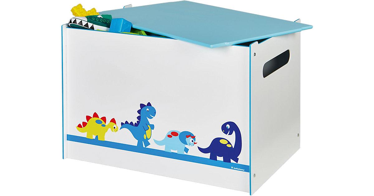 Worlds Apart · Spielzeug Truhe, Dinosaurier