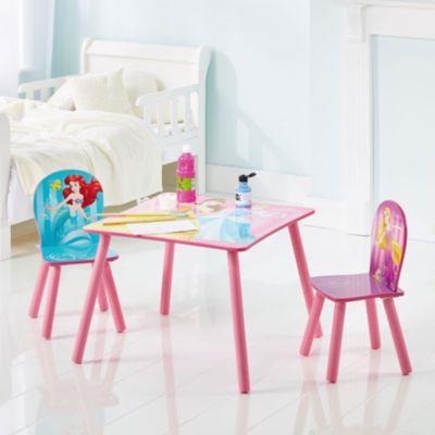 Kindersitzgruppe, 3 tlg., Disney Princess, Disney Princess