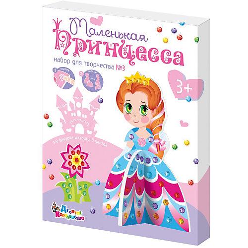 """Набор для творчества из страз 3D """"Принцесса"""", Десятое королевство от Десятое королевство"""