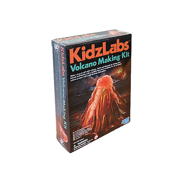 KidzLabs - Volcano Making Kit