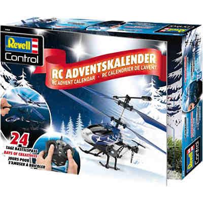 revell adventskalender helikopter