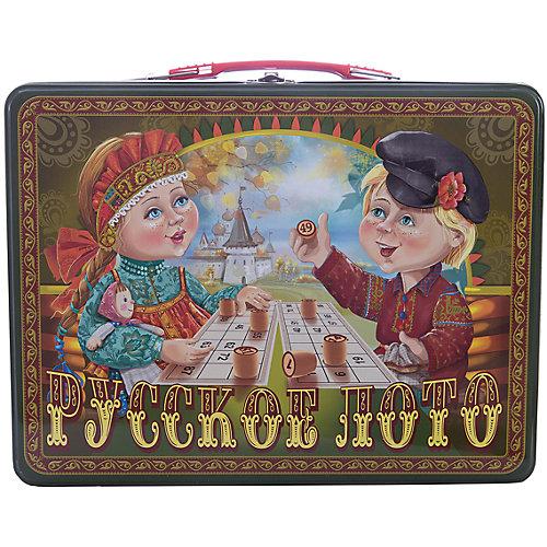 """Русское лото в чемоданчике """"Посиделки"""", Десятое королевство от Десятое королевство"""