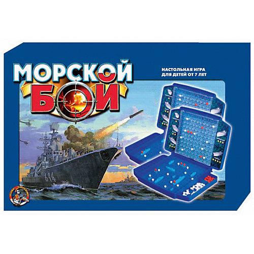 """Игра настольная """"Морской бой 1"""", Десятое королевство от Десятое королевство"""