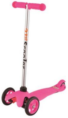 """Самокат 3-х колёсный """"Maxi Scooter"""", розовый, 21st scooTer"""