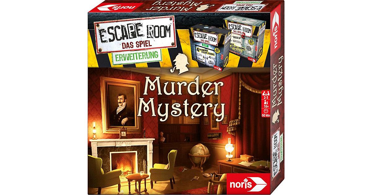 Escape Room Erweiterung - Murder Mystery