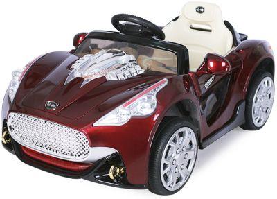 "Электромобиль ""Суперкар-108"", MP3, со светом и звуком, Zilmer"