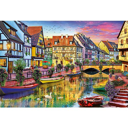 """Пазл """"Канал Кольмар, Франция"""", 4000 деталей, Educa от Educa"""
