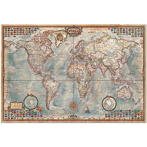 """Пазл """"Политическая Карта Мира"""", 4000 деталей, Educa от Educa"""