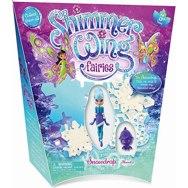 """Игровой набор """"Фея Снежинка"""", Shimmer Wing"""