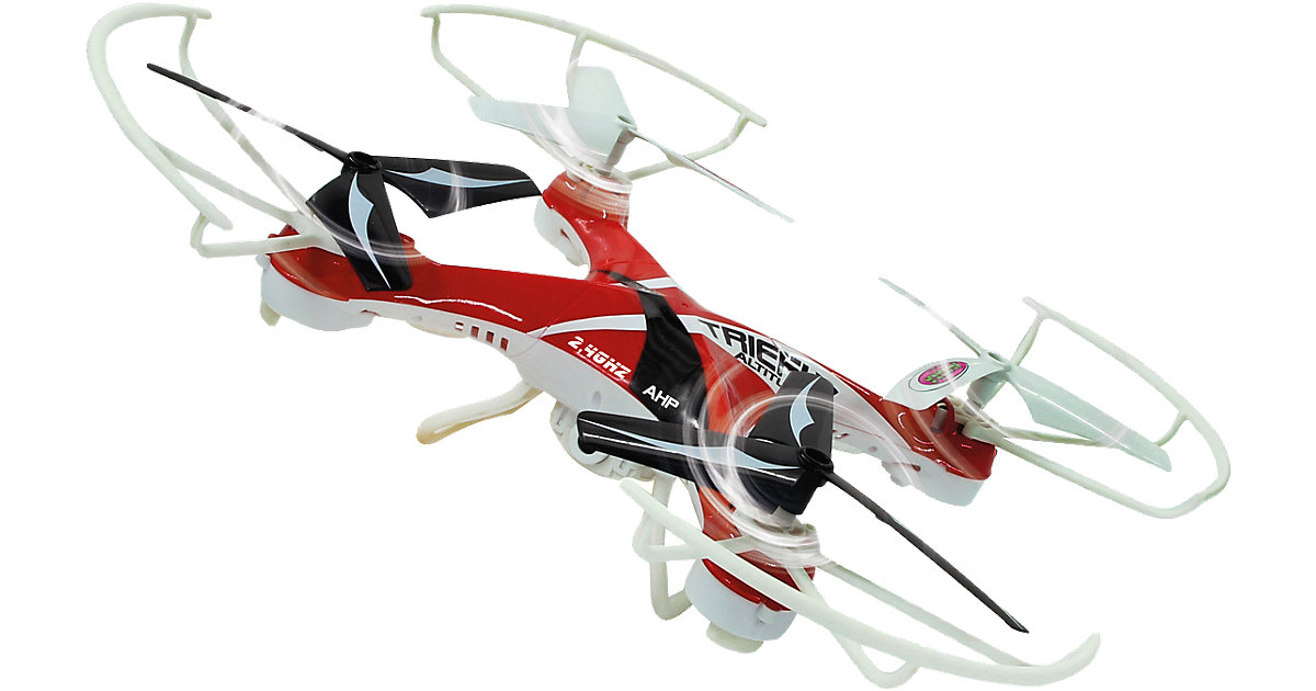Jamara RC Triefly Altitude HD AHP Quadrocopter