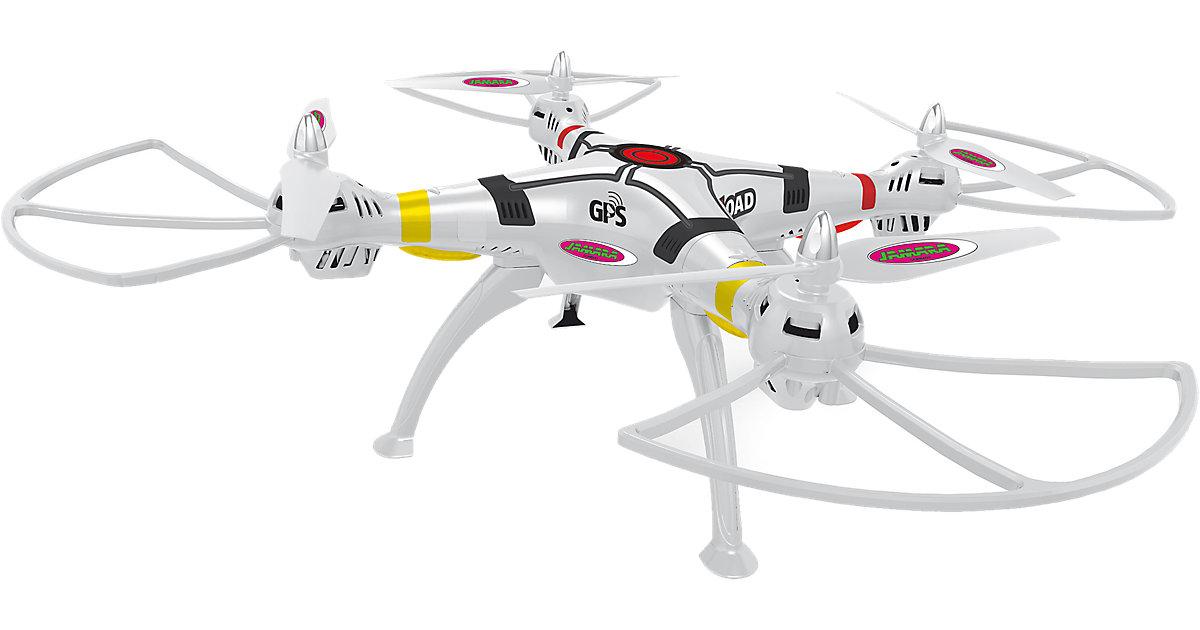 Jamara RC Quadrocopter Payload GPS Altitude