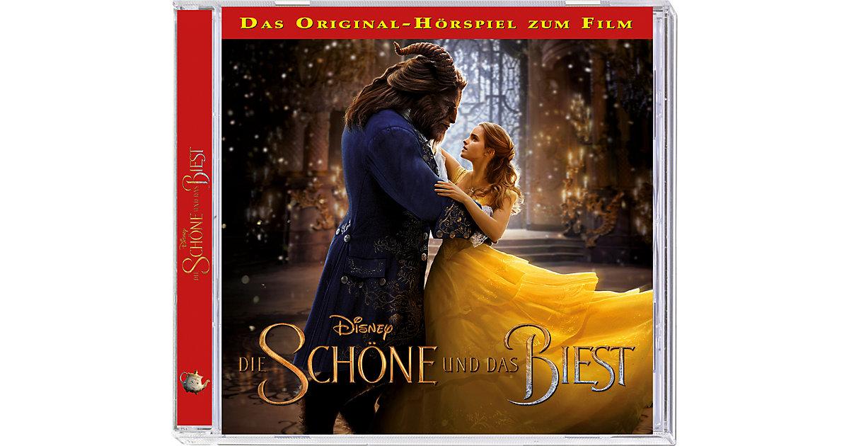 CD Die Schöne und das Biest (Realverfilmung)