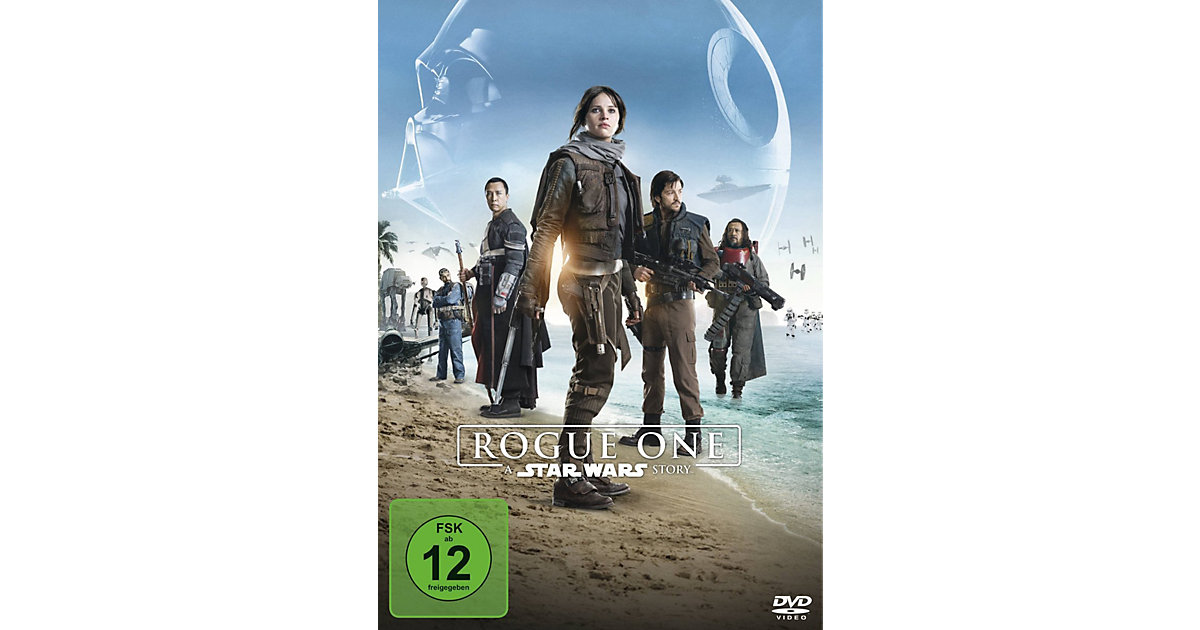 DVD Rogue One - A Star Wars Story