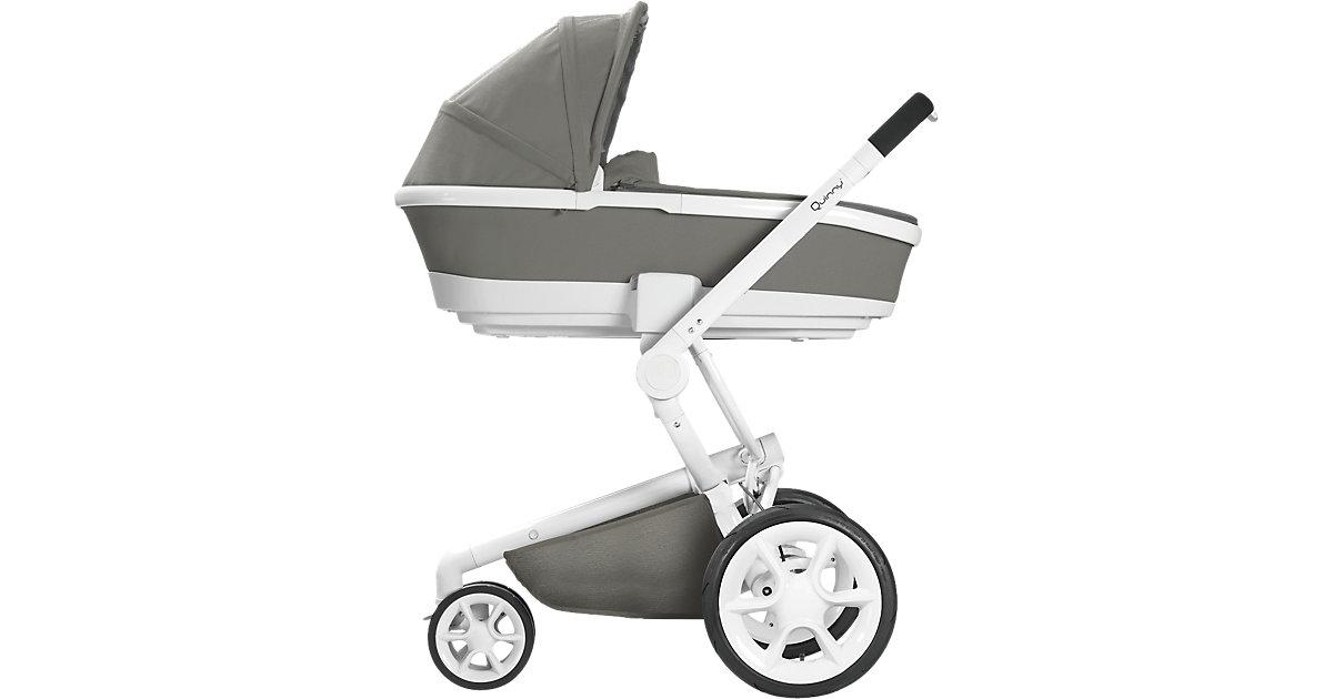 Quinny · Kombi Kinderwagen Moodd, grey gravel