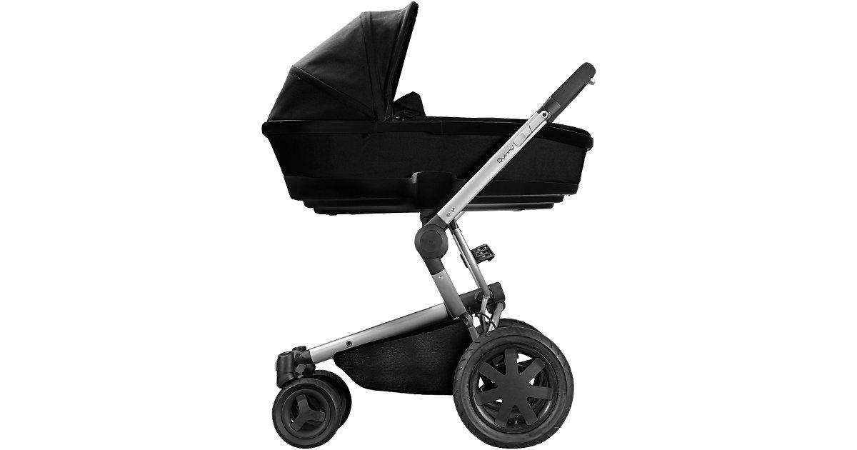 Kombi Kinderwagen Buzz Xtra 4, black, 2017