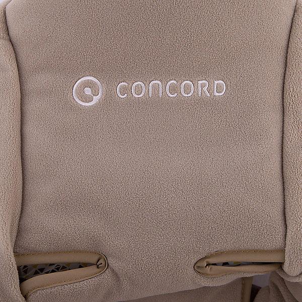 Конверт в коляску Hug Driving , Concord, Walnut Brown
