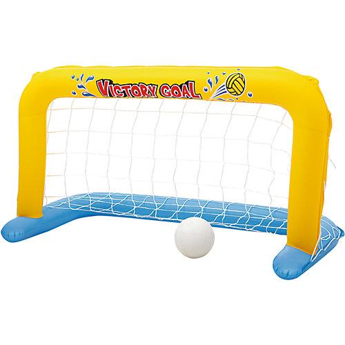 Надувные ворота для поло + мяч, Bestway от Bestway