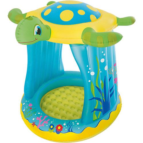 "Надувной бассейн Bestway ""Черепашка"" с навесом от солнца от Bestway"