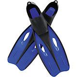 Ласты для плавания для взрослых, р-р 40-42, Bestway, синие
