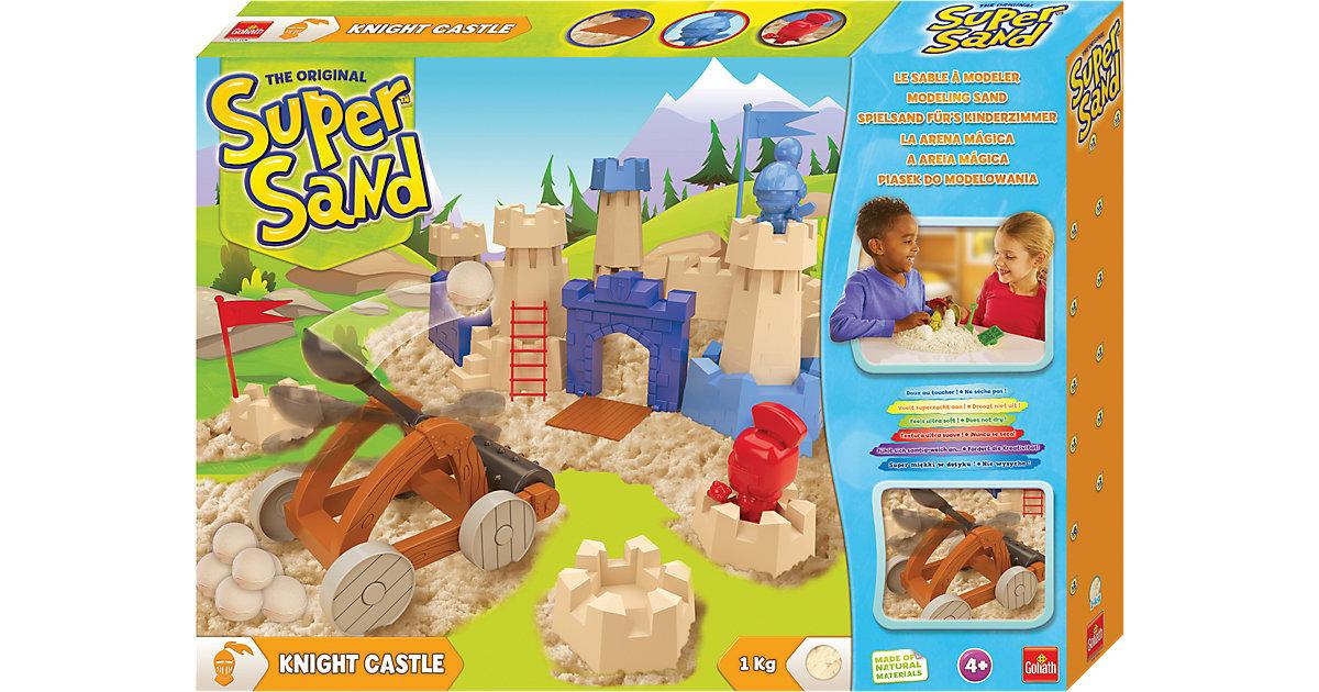 Goliath · Super Sand Knight Castle