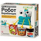 """Набор для робототехники 4М """"Робот барабанщик"""""""