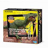 """Набор для раскопок 4М """"Оживи динозавра"""" ДНК Тираннозавра"""