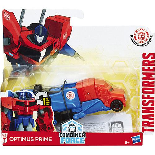 Трансформеры Роботс-ин-Дисгайс Уан-Стэп, B0068/C0648 от Hasbro