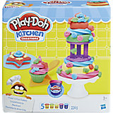 "Набор для лепки Hasbro Play-Doh ""Kitchen Creations"" Набор для выпечки"