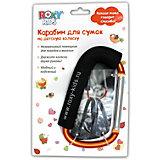 Карабин для детских колясок Flipper, Roxy-Kids, оранжевый