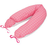 Подушка для беременных Премиум Roxy-Kids, розовый