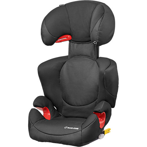Maxi-Cosi Auto-Kindersitz Rodi XP Fix, Night Black, 2018 Gr. 15-36 kg