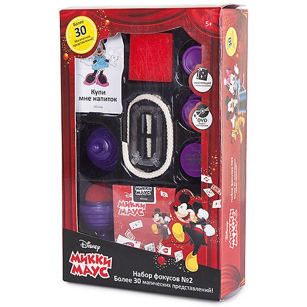 """Набор для демонстрации фокусов №2 Disney """"Mickey Mouse"""" (30 фокусов)"""