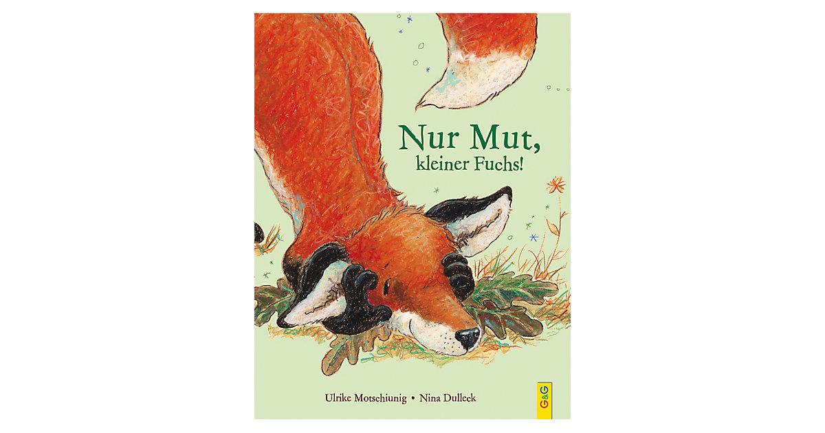Der kleine Fuchs: Nur Mut, kleiner Fuchs!