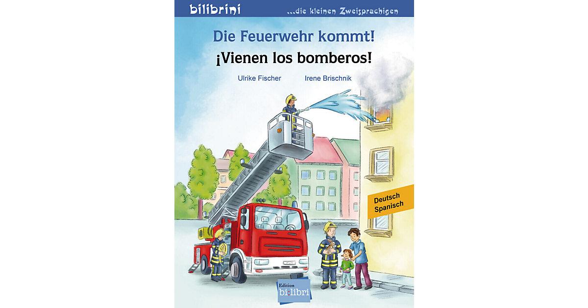 Die Feuerwehr kommt: Deutsch-Spanisch