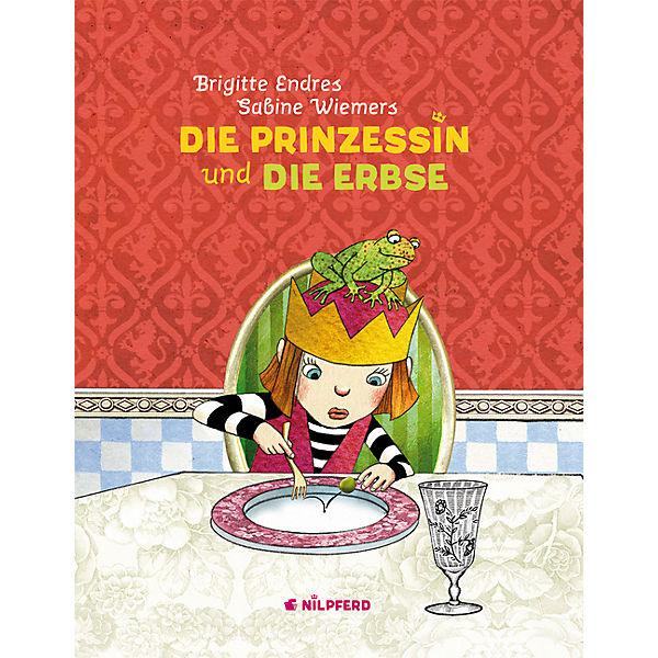 Prinzessin auf der erbse disney  Die Prinzessin und die Erbse, Brigitte Endres, Sabine Wiemers   myToys
