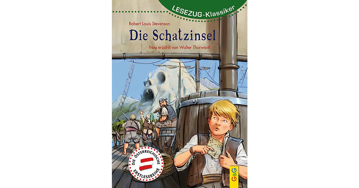 Buch - Lesezug-Klassiker: Die Schatzinsel