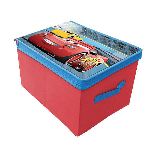 aufbewahrungsbox disney cars 40 x 30 cm disney cars mytoys. Black Bedroom Furniture Sets. Home Design Ideas