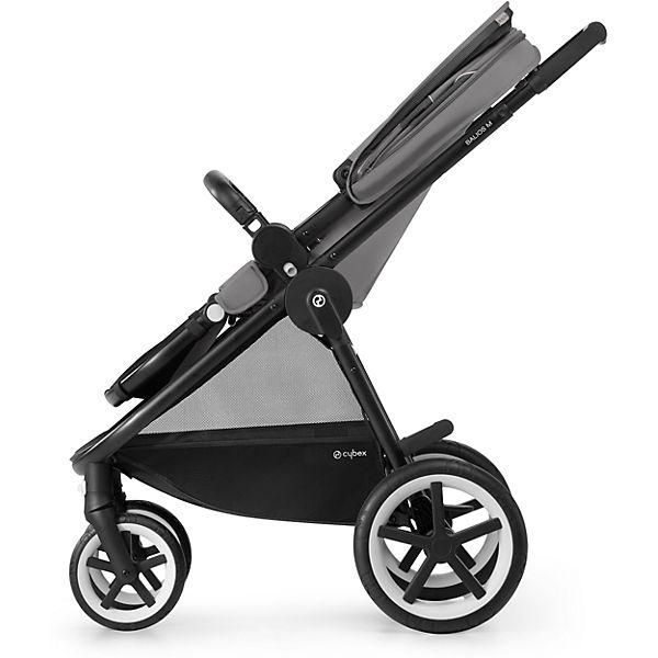 kombi kinderwagen balios m inkl babyschale aton m 3 in 1. Black Bedroom Furniture Sets. Home Design Ideas