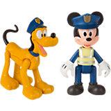 """Игровой набор Disney """"Микки и весёлые гонки"""" Полицейские"""