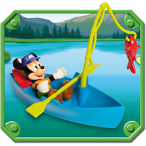 """Игровой набор Disney  """"Микки и весёлые гонки: Кемпинг"""" от IMC Toys"""