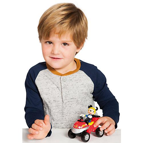 """Игровой набор Disney """"Микки и весёлые гонки"""" Пожарный квадроцикл от IMC Toys"""