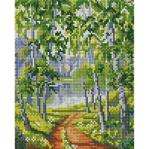 Мозаичная картина Белоснежка Из рощи, 20х25 см от Белоснежка