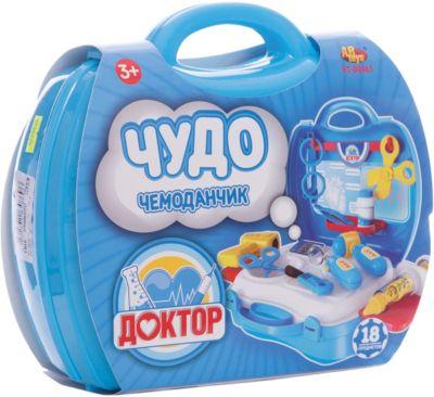 """Чудо-чемоданчик """"Доктор"""", 18 предм., ABtoys"""